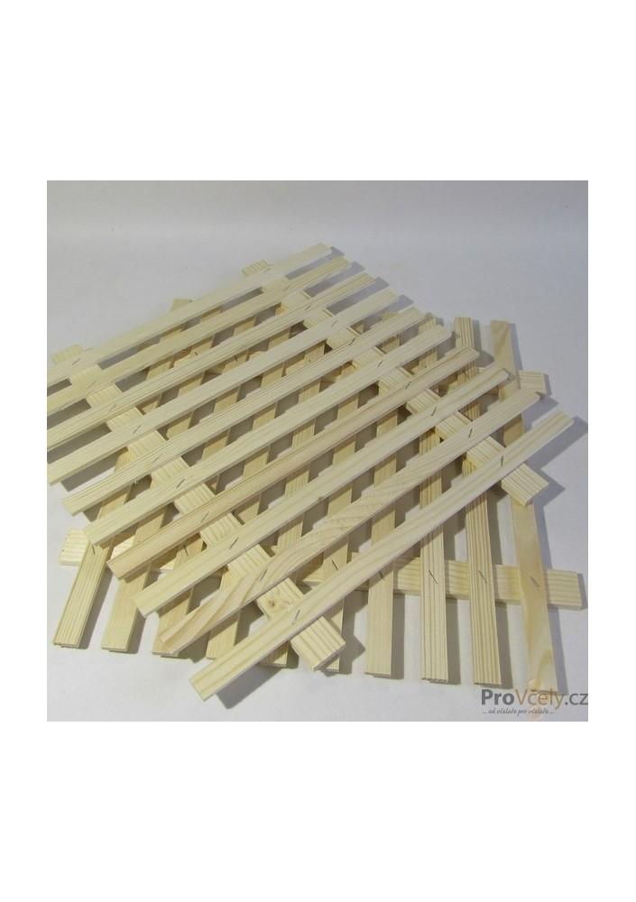 Zábrana proti stavění dřevěná 39x