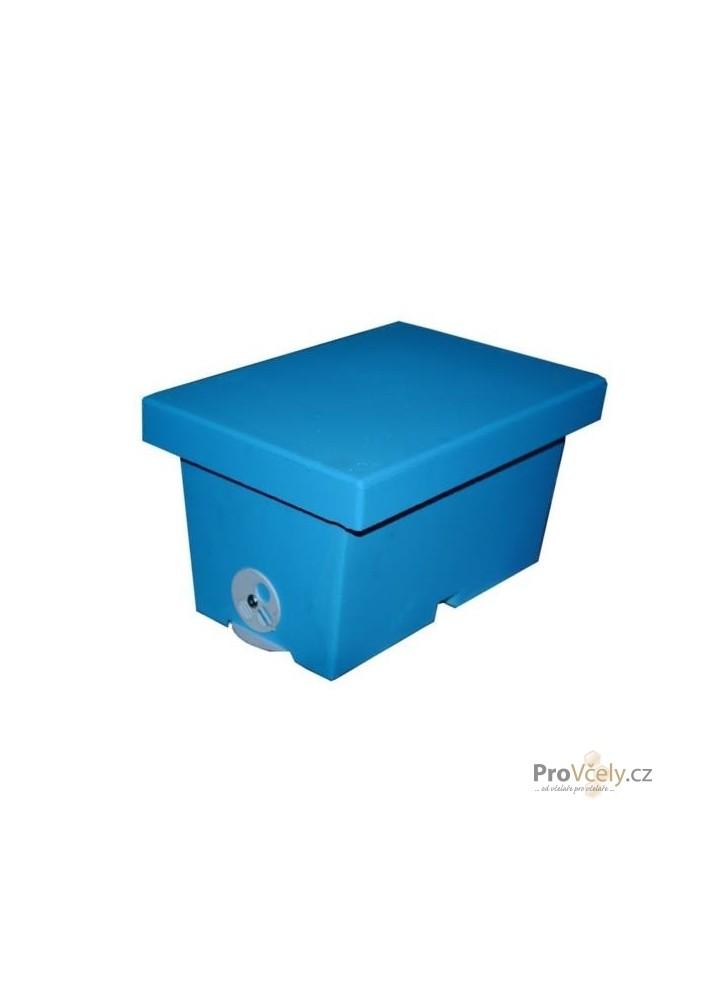 Oplodňáček pro 1 matku polystyrenový se 4 rámky s nátěrem