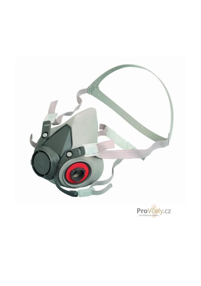 Ochranná polomaska 3M filtr A2 na opakované použití vel. M