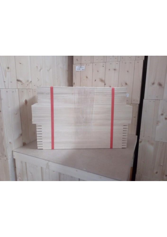Přířezy rámků 39x24, horní loučka 420mm, balení 50ks