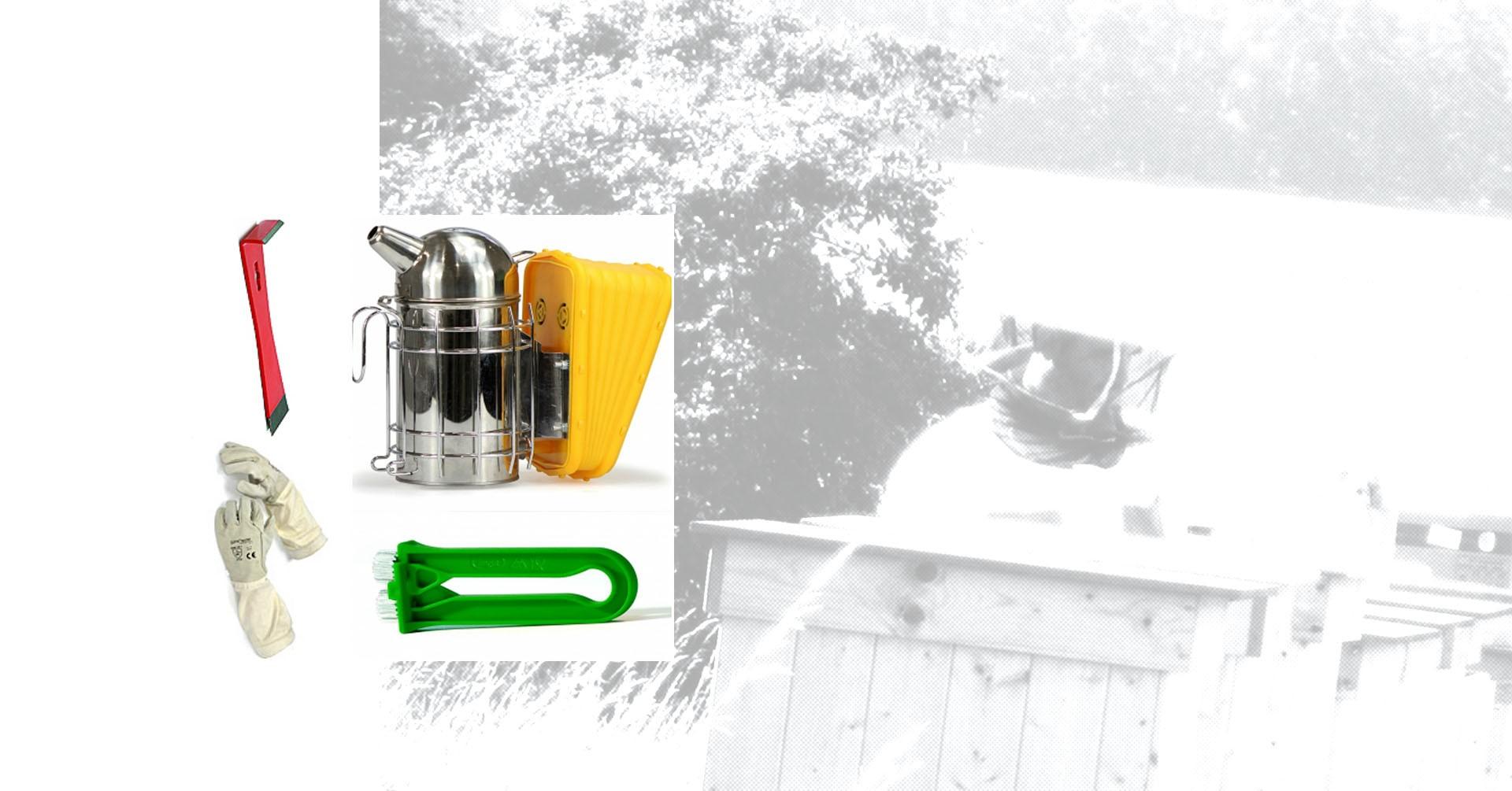 Profesionální potřeby pro včelaře